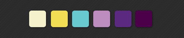 Breathindicator färgpalett